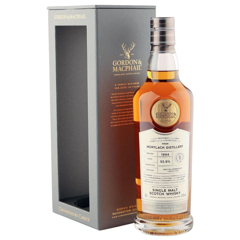 Mortlach 1994 25 Year Old, Gordon & MacPhail Connoisseurs Choice