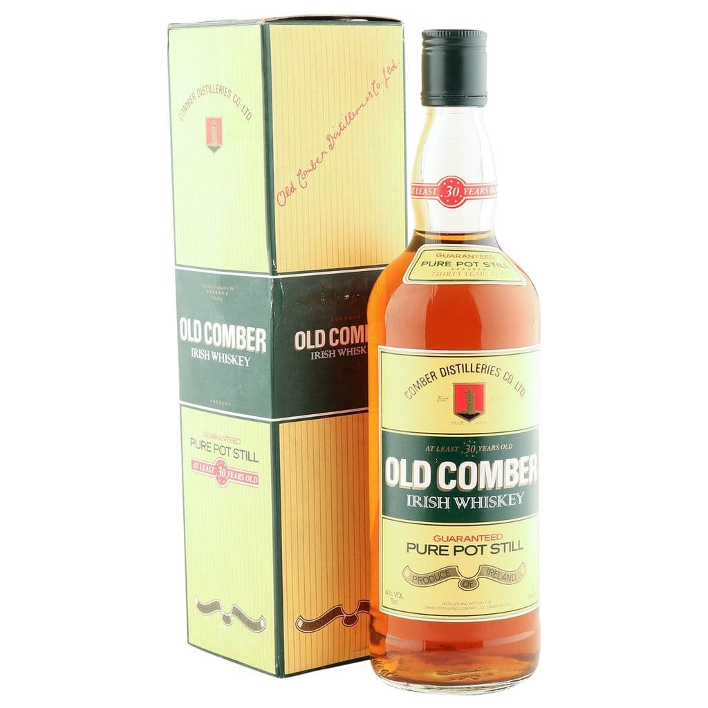 Old Comber 30 Year Old, Pure Pot Still Irish Whiskey | The Whisky Vault