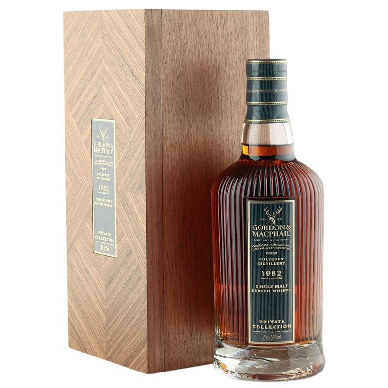 Old Pulteney 1982 38 Year Old, Gordon & MacPhail's Private Collection - Cask 861