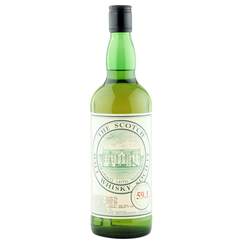 Teaninich 1973 15 Year Old, SMWS 59.1
