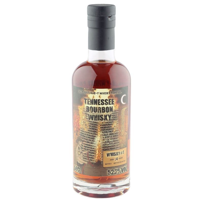 Tennessee Bourbon 14 Year Old Batch 1 - That Boutiquey Whisky Company