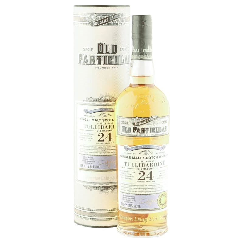 Tullibardine 1993 24 Year Old, Douglas Laing Old Particular, Cask 12026