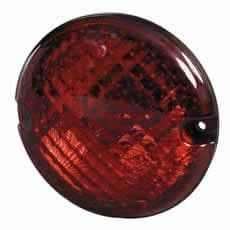 Durite 95mm Stop/Tail Lamp with Econoseal Plug - 12V 21/5W Bulb