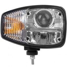 Durite LED Headlamp With DI & DRL (Right Side - For Right Hand Drive, Left Hand Turn) - 12/24V