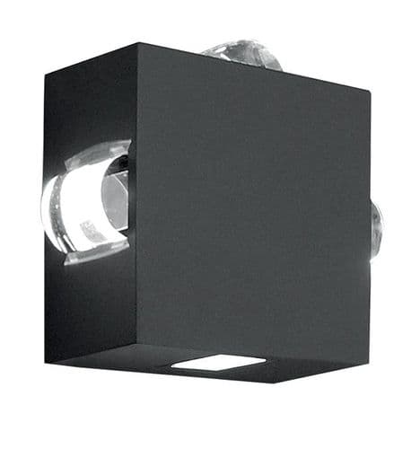 Agner LED 4 Way Wall Light - Elstead Lighting