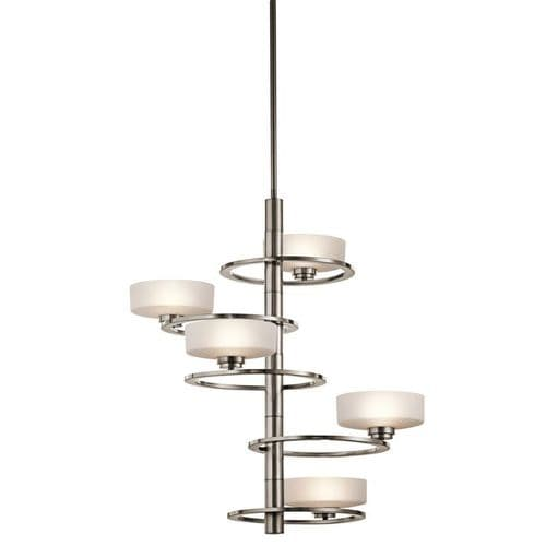 Aleeka 5 Light Ceiling Light - Kichler Lighting