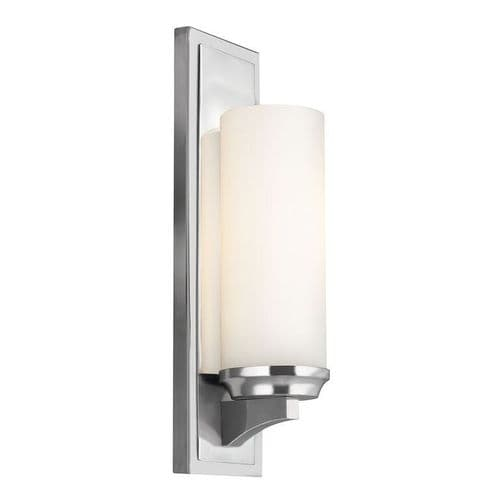 Amalia Large Single Bathroom Wall Light - Feiss Lighting