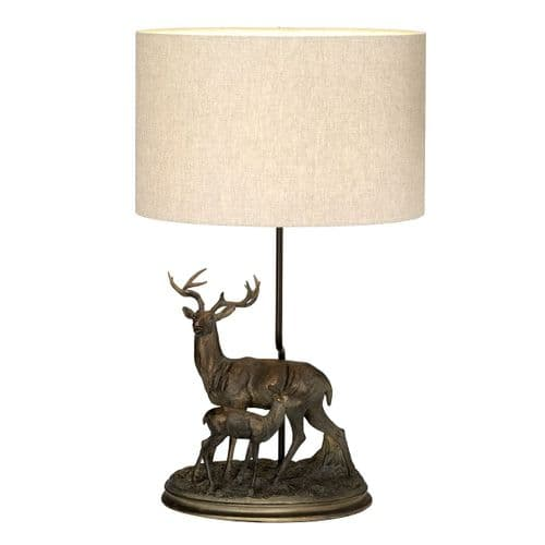Amelia Table Lamp - Elstead Lighting.