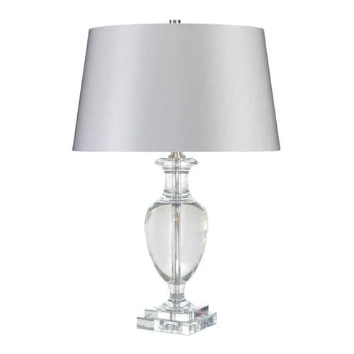 Antonia Table Lamp with Shade - Elstead Lighting