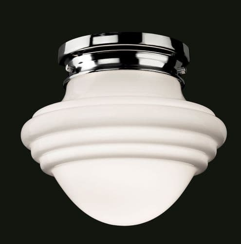 Art Deco 4944 Flush Ceiling Light - Firstlight Lighting