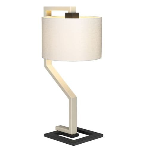 Axios Ivory Table Lamp - Elstead Lighting.