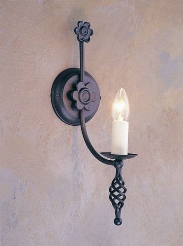 Belfry Single Wall Light - Elstead Lighting