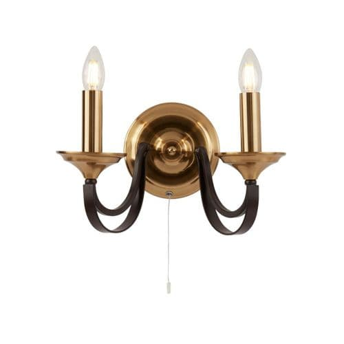 Belfry Switched Wall Light - Searchlight Lighting
