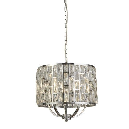 Bijou 5 Light Ceiling Light - Searchlight Lighting