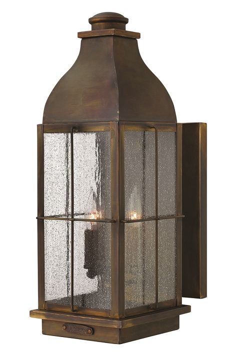 Bingham Large Wall Lantern - Hinkley Lighting