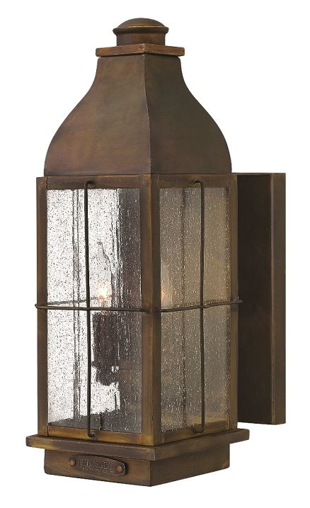 Bingham Medium Wall Lantern - Hinkley Lighting