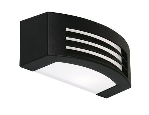 Black Surface Brick Light - Oaks Lighting