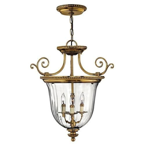 Cambridge Small Interior Lantern  - Hinkley Lighting