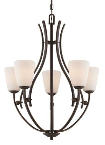 Chantilly 5 Light Chandelier - Quoizel Lighting