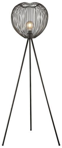 Cupid Black Floor Lamp - Luxury Lighting