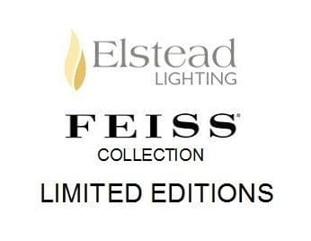 Elstead Limited Editions Lighting Collection By Feiss