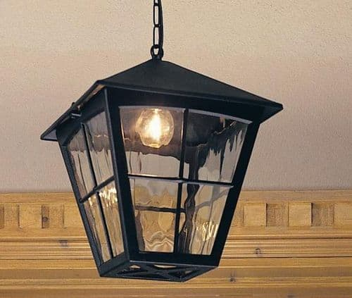 Exterior Hanging Lanterns & Porch Lights