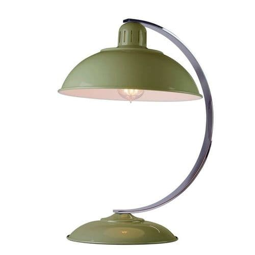 Franklin Green Desk Lamp - Elstead Lighting