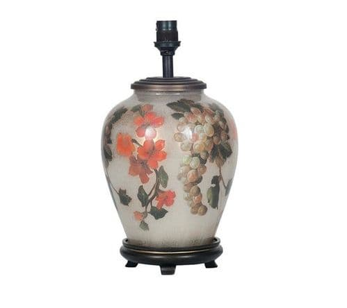 Fruit & Flower Small Table Lamp - Jenny Worrall