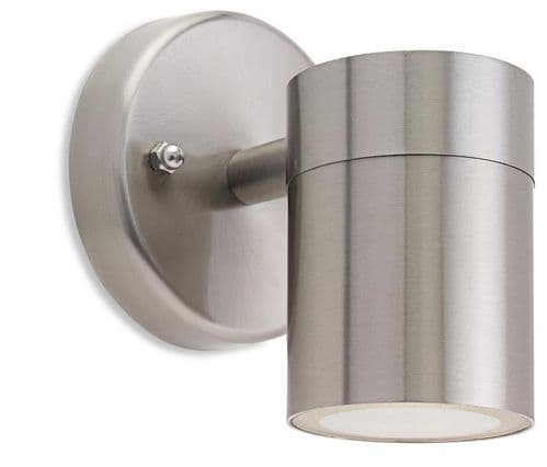 Fusion Single Exterior Wall Spotlight - Firstlight Lighting