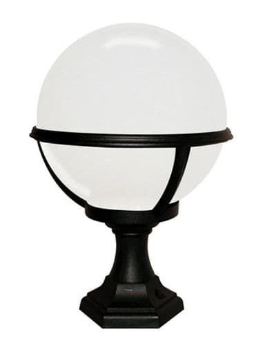 Glenbeigh Pedestal Lantern - Elstead Lighting