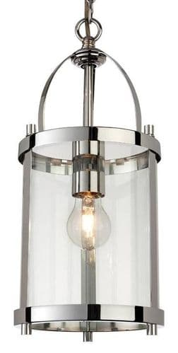 Imperial Small Chrome Interior Lantern - Firstlight Lighting