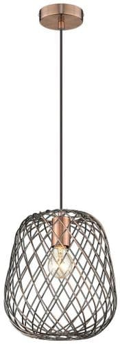 Karen D Single Light Pendant - Luxury Lighting