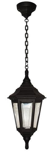 Kinsale Porch Chain Lantern - Elstead Lighting