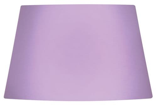 "Lilac 14"" Cotton Drum Lamp Shade - Oaks Lighting"