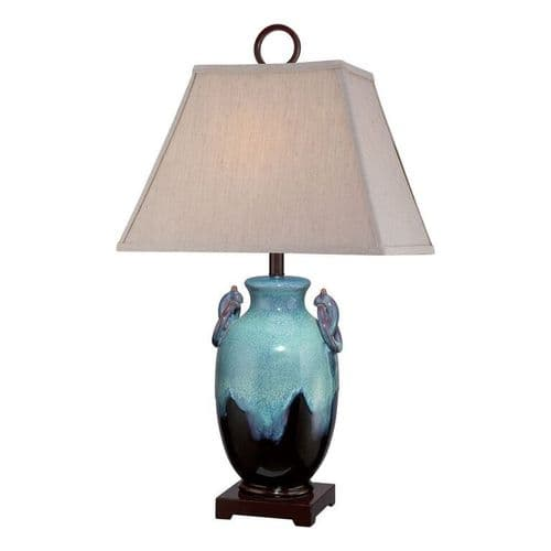 Monteverde Table Lamp with Shade - Quoizel Lighting