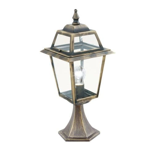 New Orleans Pedestal Lantern - Searchlight Lighting