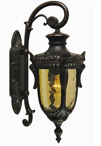 Philadelphia Medium Suspended Wall Lantern - Elstead Lighting