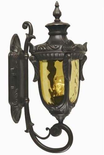 Philadelphia Medium Wall Lantern - Elstead Lighting