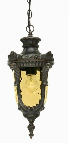 Philadelphia Porch Chain Lantern - Elstead Lighting