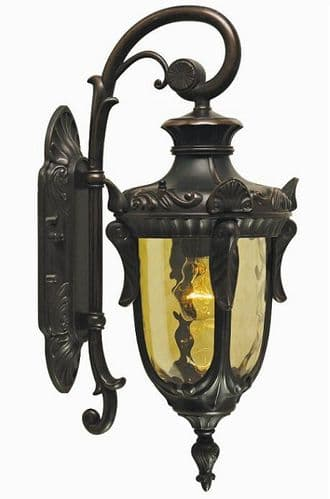 Philadelphia Small Suspended Wall Lantern - Elstead Lighting