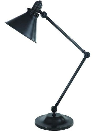 Provence Old Bronze Desk Lamp - Elstead Lighting