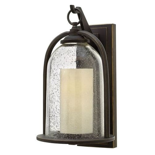Quincy Medium Wall Lantern - Hinkley Lighting