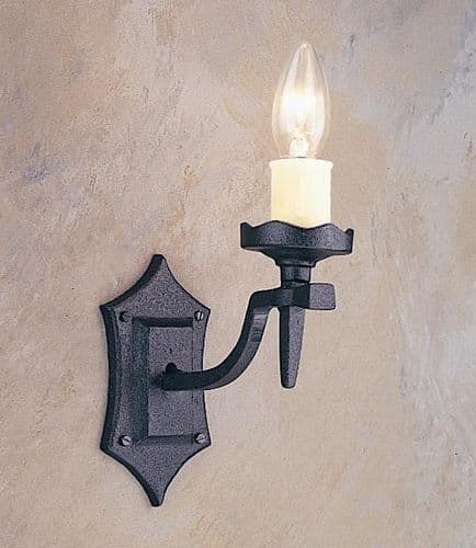 Rectory Single Wall Light RY1B - Elstead Lighting - SALE - Was £64.35