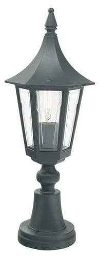 Rimini Pedestal Lantern - Elstead Lighting