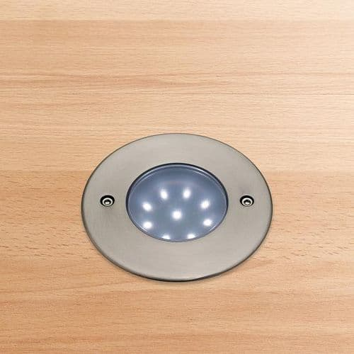 Round LED Walkover Light - Firstlight Lighting
