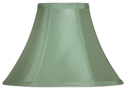 "Sage 20"" Empire Faux Silk Lamp Shade - Oaks Lighting"