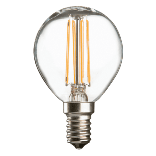 SES E14 Golfball LED Light Bulb 4 Watt | Luxury Lighting