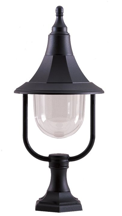Shannon Pedestal Lantern - Elstead Lighting