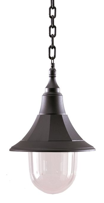 Shannon Porch Chain Lantern - Elstead Lighting