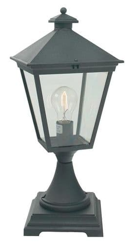 Turin Grande Pedestal Lantern - Elstead Lighting
